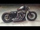 2013 Harley Davidson Custom Sportster Sail