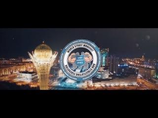 The First World Street Workout Championship 2014 | in Kazakhstan