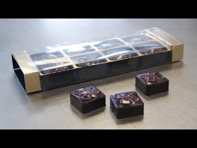 Корпусные конфеты. Темперирование шоколада. Италика-Трейдинг