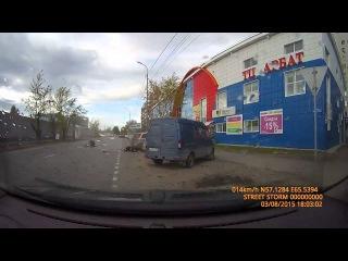 Тюменский хруст 03 08 2015  группа: http://vk.com/avtooko сайт: http://avtoregik.ru Предупрежден значит вооружен: Дтп, аварии,ав