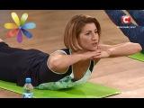 5 минут востанавливающей йоги от Аниты Луценко - Все будет хорошо - Выпуск 633 - 13.07.2015