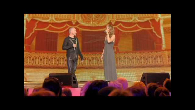Celine Dion Florent Pagny - Caruso