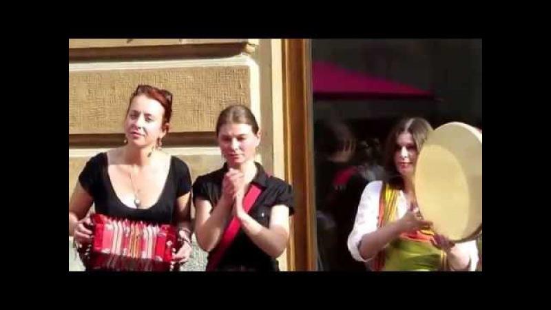 Olenky | Оленки - Gugu, Tino mori, najmalo mome (Macedonian Folk Song) FolkRockVideo