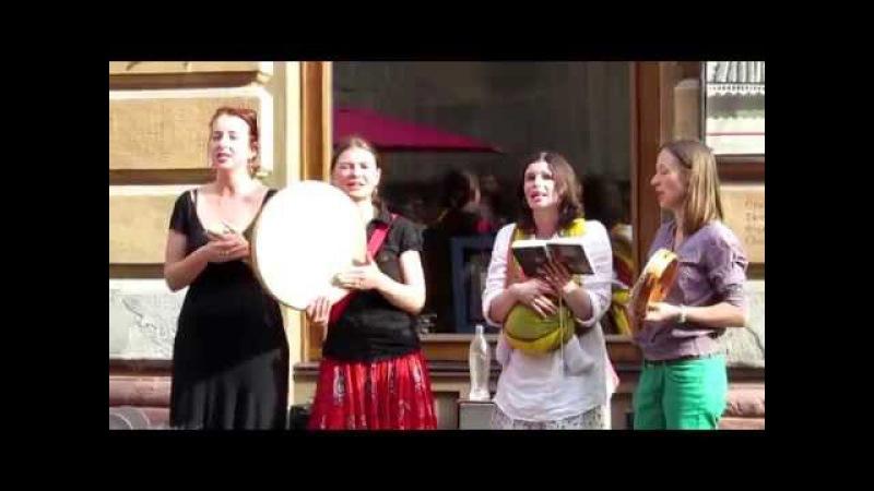 Olenky | Оленки - Каранфилче девојче | Karanfilche devojche (Macedonian folk song) FolkRockVideo