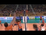 Stars in Motion: Top 5 Most Spectacular Net Actions - Volleyball Champions League Men - Leg 2