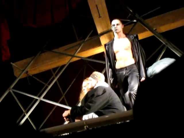 2011-12-20 Театр Романа Виктюка - Мастер и Маргарита