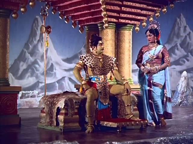Тирувилаядал (Игры Шивы) 1965