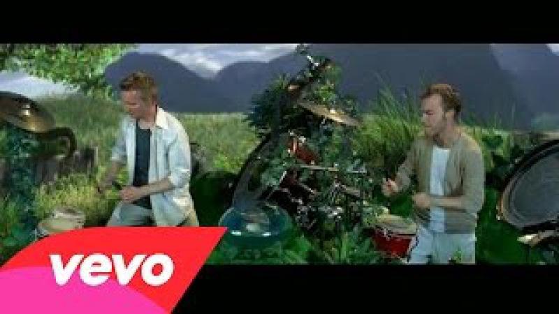 Safri Duo Samb Adagio Enhanced Video