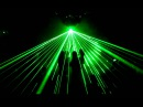 Laser show for Adrenalize Secrets of Time @ Hard Night Zone Nightclub