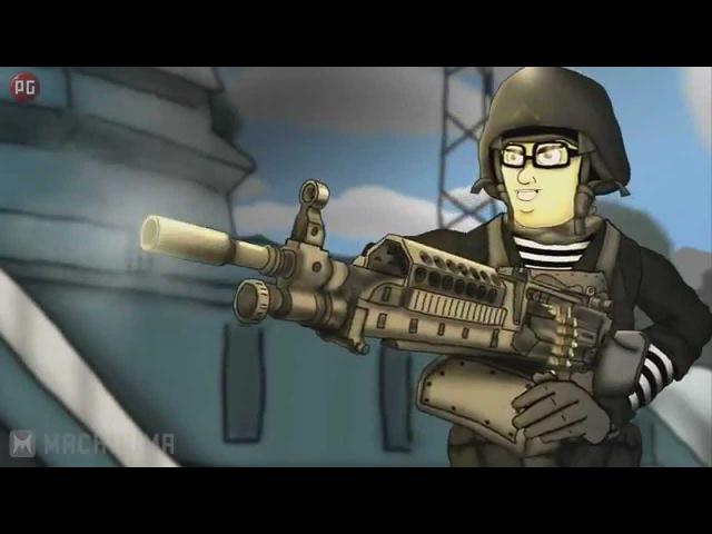 Друзья по Battlefield -- Битва нубов 2 Сезон 9 серия