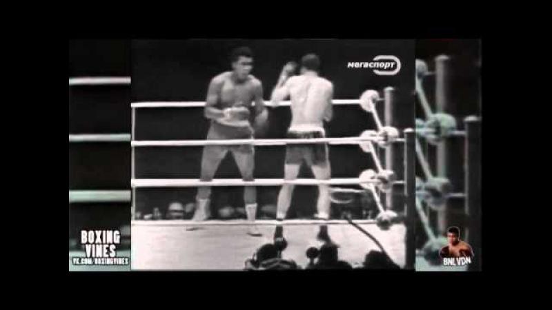 Muhhamed Ali vs Henry Cooper (By BNLVDN) | VK.COM/BOXINGVINES