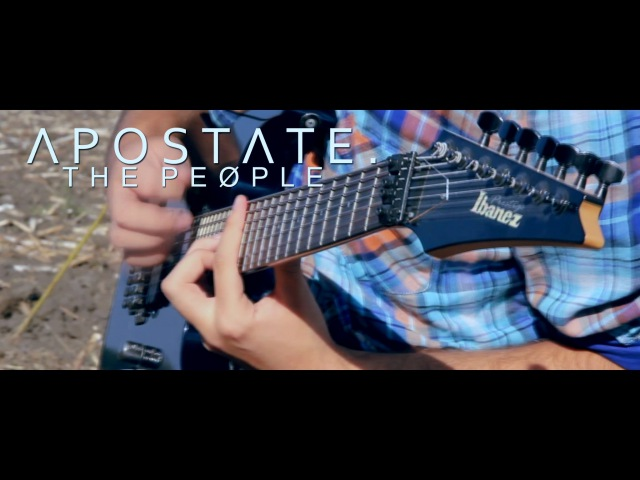 Apostate - The People (cover by VladimirChamber)