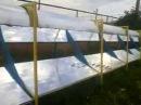 Очень дешевый солнечный коллектор-концентратор Деталь № 3 Перестроечное устройство