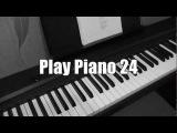 Колыбельная Медведицы - М/ф Умка на пианино, мелодия, Umka