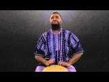 Weedie Braimah cries tears of joy - Djembe Kan