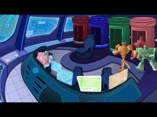 Rescue Bots S03E05 Unfinished Business