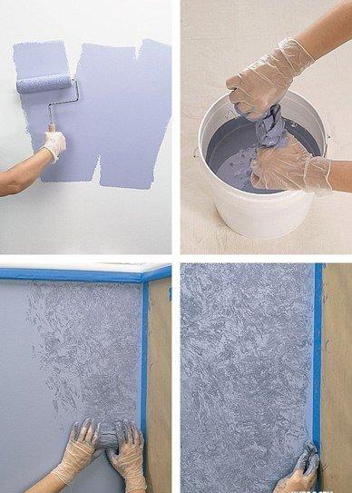 Интересные идеи для покраски стен! Умный дом и все, что в нем...