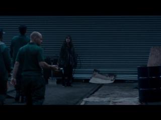 Доктор Кто | 8 сезон | 9 серия | Линия в плоскости