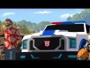 Трансформеры роботы в маскировке | Transformers Robots in Disguise - 2 серия [LE-Production]