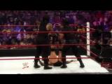 Roman Reings Seth Rollins vs Daniel Bryan Randy Orton - WWE Payback - Highlights HD