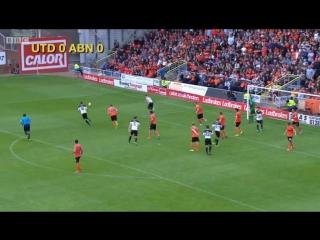 Dundee United 0- 1 Aberdeen (02.08.15) Premiership