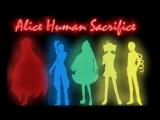 [Tei Rook Ritsu Teto Ted UTAU] Alice Human Sacrifice【UTAUカバー】