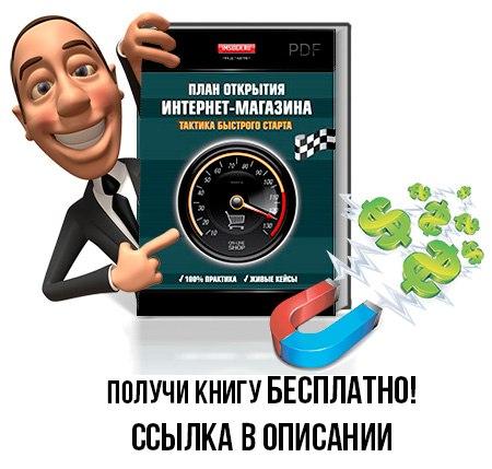 Открыть интернет магазин пошаговая инструкция бесплатно