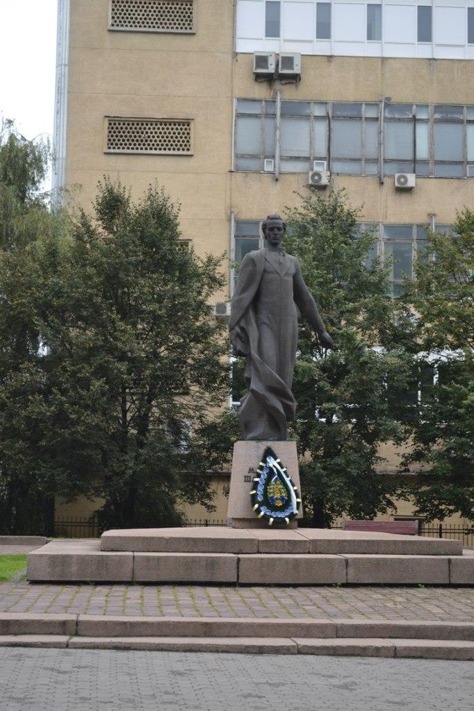 Елена Руденко. Украина. Львов. Сентябрь 2014 г. VcQcsywKPaY