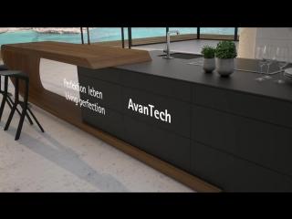 AvanTech от Hettich