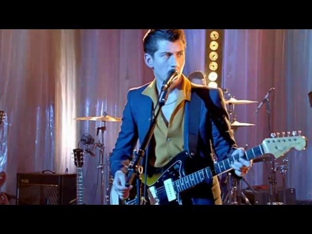 Arctic Monkeys - Knee Socks (Live)
