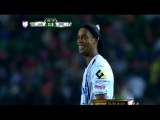 Ronaldinho vs Jaguares Chiapas • HD 720p (22-11-2014) - Jaguares vs Queretaro 2-1 2014