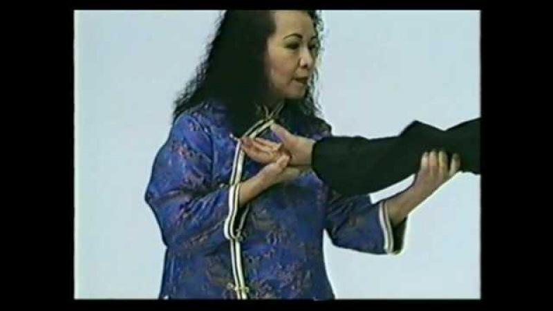 劉莉莉國際鷹爪國術總會- Lily Lau Eagle Claw Kung Fu - 72 Joint Locks Part 2.mov
