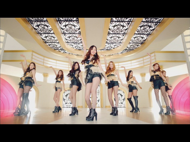 Girls' Generation 少女時代 'My Oh My' MV