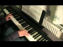 Secret Garden Song From A Secret Garden played on piano