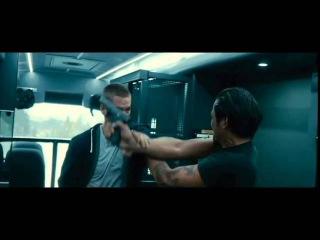 Tony Jaa vs Paul Walker (Furious Seven) (ТОНИ ДЖАА Форсаж 7)