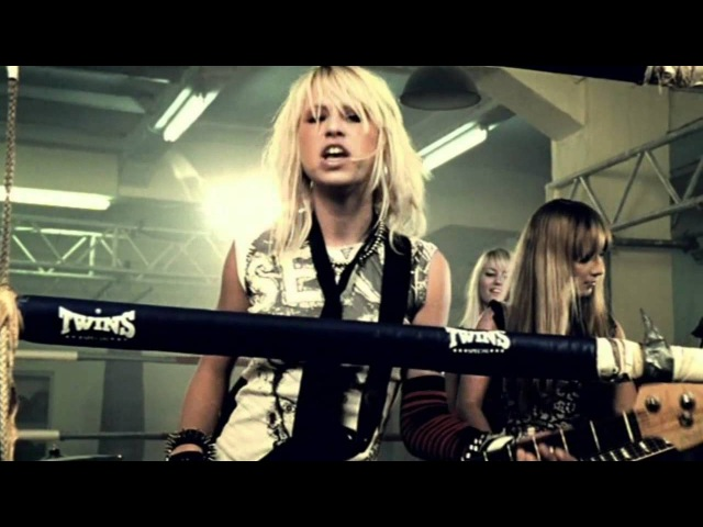 VANILLA NINJA - TOUGH ENOUGH (Official Music Video | HD) 2003