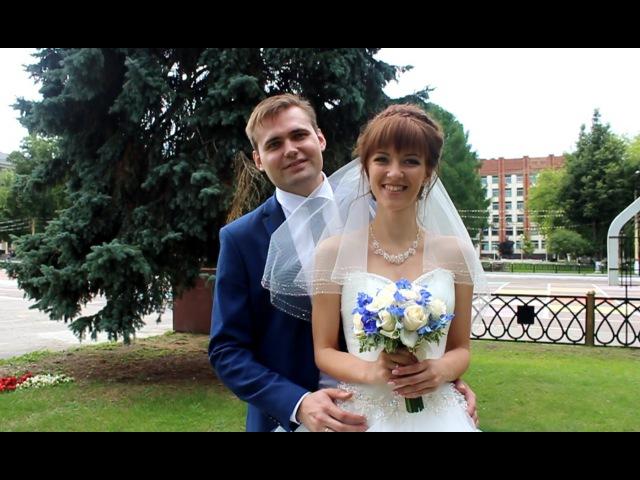 Подставное видео на свадьбу