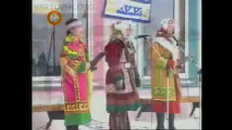 ТНР Песня про Нижневартовский район 14-01-2009