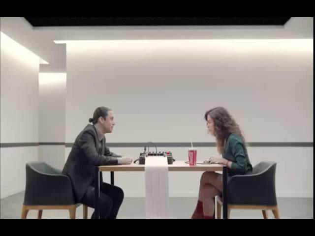 Coca Cola Zero Özge Özpirinçci Reklamı