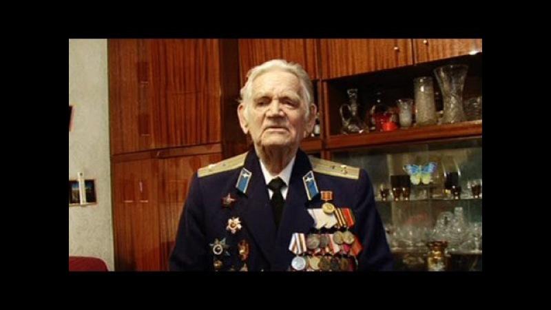 Ветеран Муравьев во время битвы переправлялся через Днепр на самодельном плоту