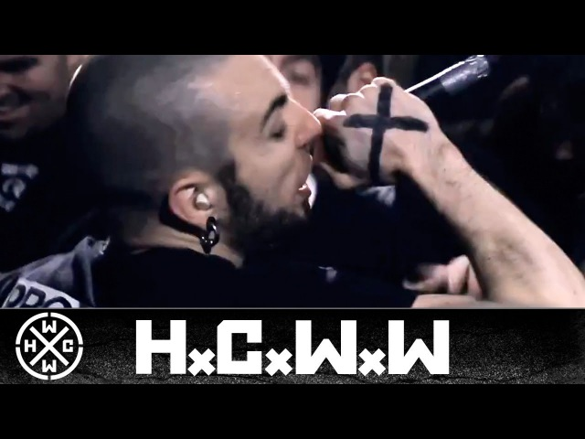 GET THE SHOT - THE COST OF DENIAL - HARDCORE WORLDWIDE (OFFICIAL HD VERSION HCWW)