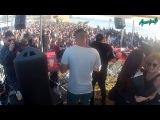 Danny Daze @ Aperipulp 01.05.2014 - Vision Beach, Napoli