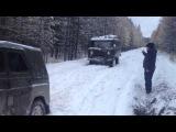 Покатушки на УАЗ 469 часть 3 г.Реж