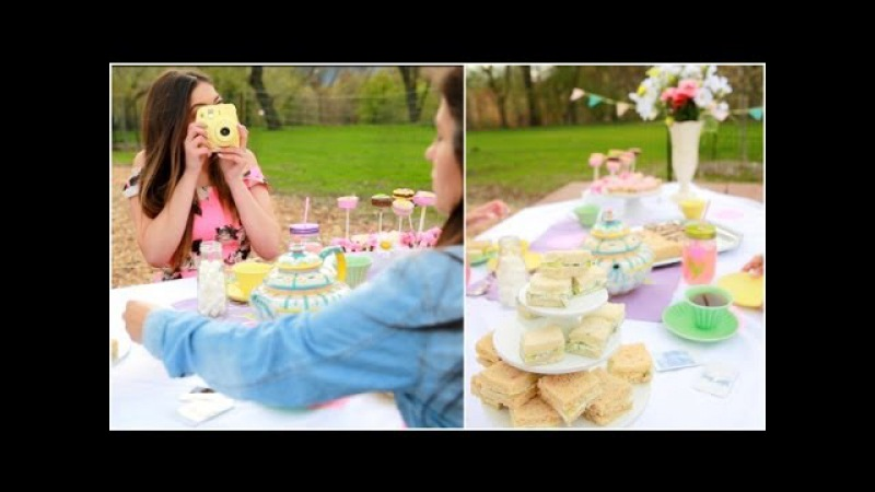 DIY Mother's Day: Tea Party, Gift Ideas giveaway!
