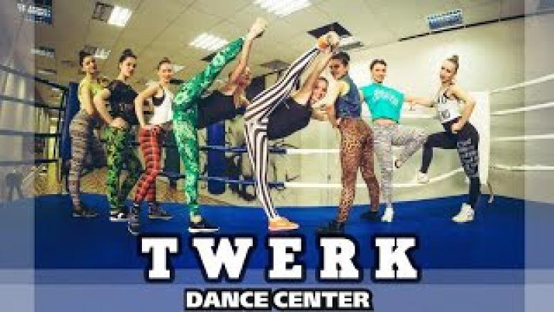 NEW! TWERK Busta Rhymes-TWERKIT by Y.Pench group Dance Center