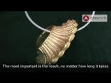 Захватывающее видео о том как создаются светильники одной из фирм, представленной нашим салоном!