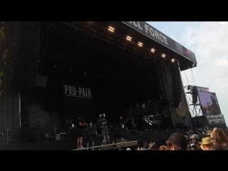 Pro-Pain from With Full Force 2015
