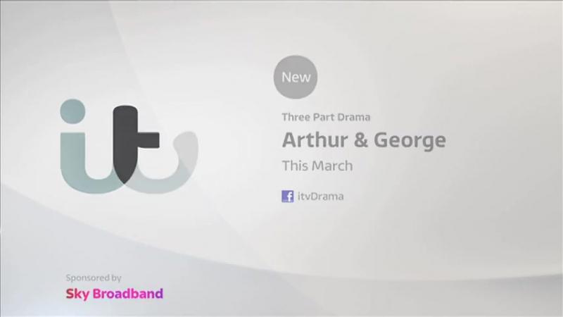 Артур и Джордж / Arthur George (1 сезон) / Трейлер.