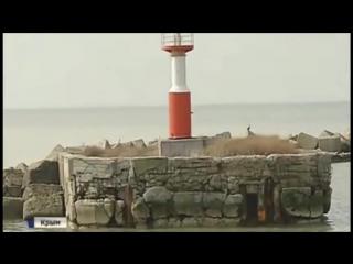 Российские пограничники задержали у берегов Крыма украинский «корабль призрак» «Смольный»