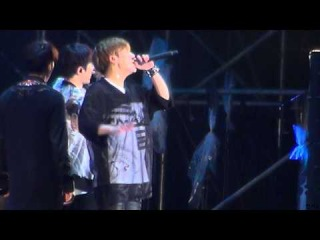 Fancam [150723] Infinite (Sunggyu) - Bad • «Lovely Young Concert»